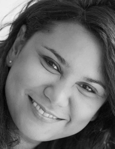 """<b class=""""aboutt1""""> JULIANA ROJAS </b> <br> <b class=""""aboutt2""""> Producer </b> <br><br> <b class=""""aboutt3""""> Public Relations. Arts and Culture events Manager and  Producer, with over 10 years experience. </b>"""