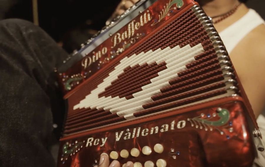 Made In Colombia: Vallenato in the BoxShort DocuseriesFelipe Holguín Caro