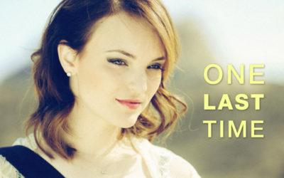 Lyric Video – 'One Last Tear' – Abi Ann