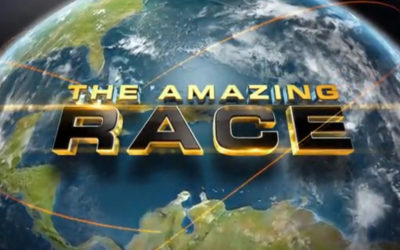 ¡The Amazing Race, first time in Colombia!